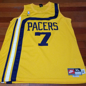 Vintage Indiana Pacers basketball jersey Nike NBA